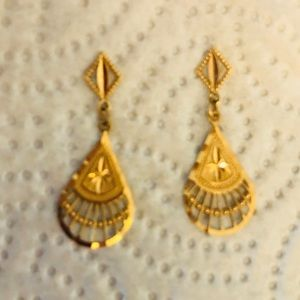 Jewelry - 14k GOLD EARRINGS